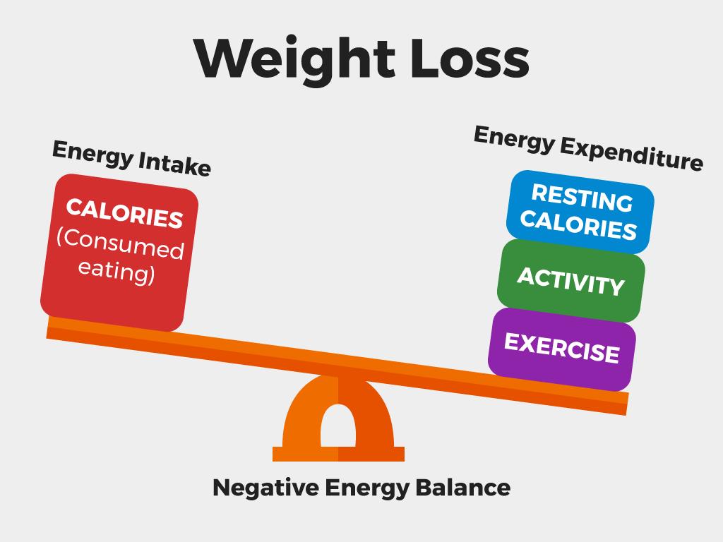熱量收支要平衡,輕鬆吃不胖