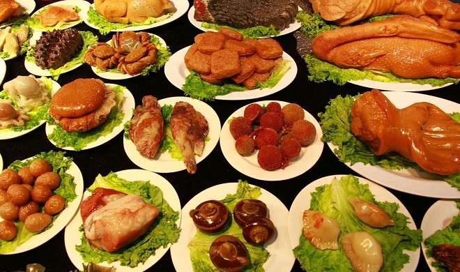 從分餐到會餐:古人如何吃飯