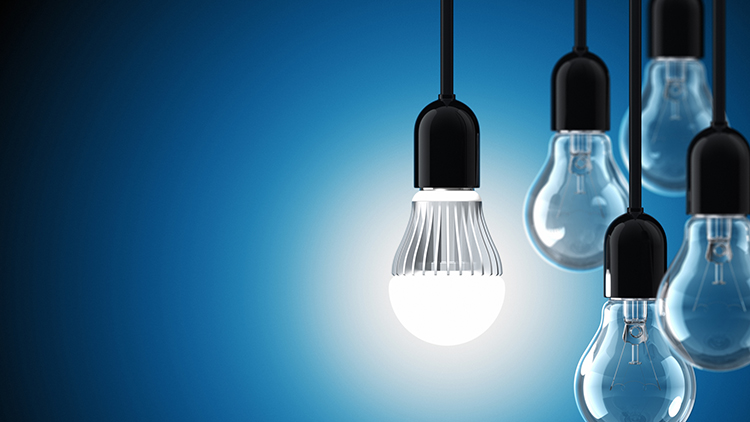 The Reason of LED Lights Is More Common Than Energy-saving Lights